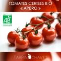 """Graines Tomates Cerises BIO """"Apero"""""""