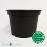 Pot de Fleurs Horticole 3 litres - coloris ANTHRACITE