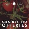 Graines Potagères Bio Offertes !