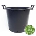 Poubelle de Jardin 30 - 35 litres Fond Non-Percé