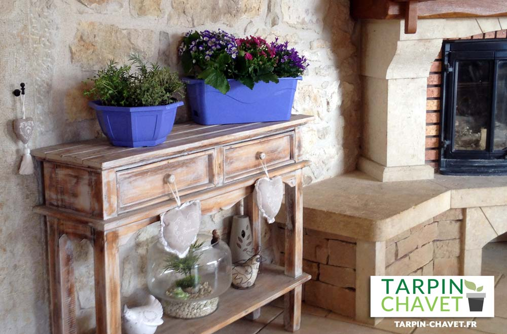 coupe horticole Myrelda et jardinière Fyora Tarpin-Chavet