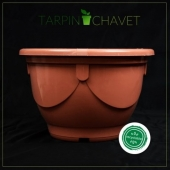 On a aussi de magnifiques coupes à vous proposer ! 100% recyclables, fabriquées dans le Jura par nos soins, et disponibles en 18 coloris... https://tarpin-chavet.fr/pots-a-suspendre/52-coupe-de-fleurs-a-suspendre-creolia.html