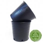 Classique + Efficace : notre pot Horticole Souple est dispo de 1 à 16 Litres / ♻️ Matière 100% recyclée & Fabriqué en France 🇫🇷 ! Dès 0.26€/pièce 🌸 Et toujours -10% avec le code promo FACEBOOK10 💪